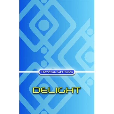 TRANSLIGHTER DELIGHT (card)